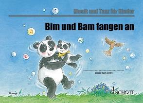 Bim und Bam fangen an von Becker,  Stéffie, Ensslin,  Corinna, Widmer,  Manuela