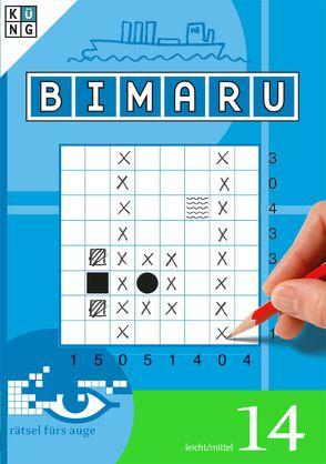 Bimaru 14 – Schiffe versenken