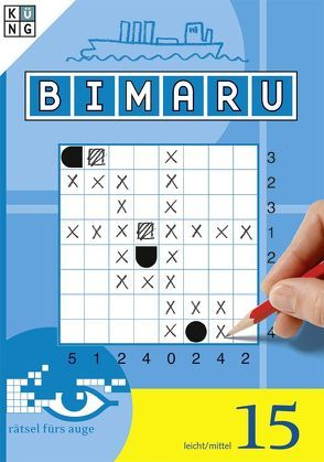 Bimaru 15 – Schiffe versenken