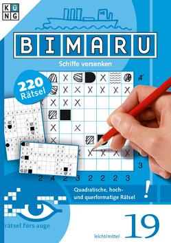 Bimaru 19 – Schiffe versenken