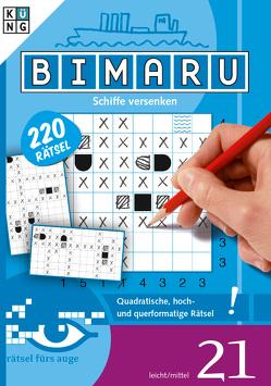 Bimaru 21 – Schiffe versenken