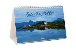 Bin am Meer 2019 – Tischkalender von Schroeter,  Udo