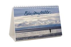 Bin am Meer 2021 – Tischkalender von Schroeter,  Udo