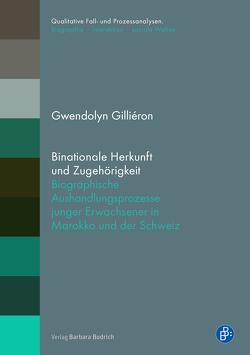 Binationale Herkunft und Zugehörigkeit von Gilliéron,  Gwendolyn