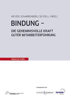 Bindung von Meyer,  Olivier, Scharrenberg,  Maria, Seydell,  Martin