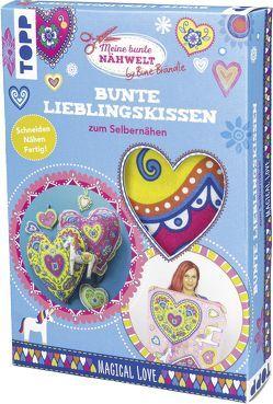 Bine Brändle Bunte Lieblingskissen zum Selbernähen Magical Love von Brändle,  Bine
