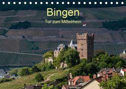 Bingen – Tor zum Mittelrhein (Tischkalender 2019 DIN A5 quer) von Hess,  Erhard