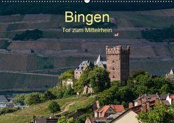 Bingen – Tor zum Mittelrhein (Wandkalender 2019 DIN A2 quer) von Hess,  Erhard