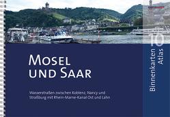 BinnenKarten Atlas 10 | Mosel und Mittelrhein
