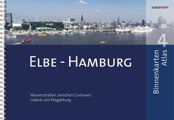 BinnenKarten Atlas 4 | Elbe – Hamburg