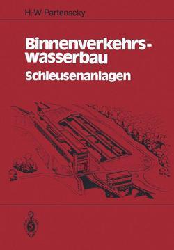 Binnenverkehrswasserbau von Partenscky,  Hans-Werner