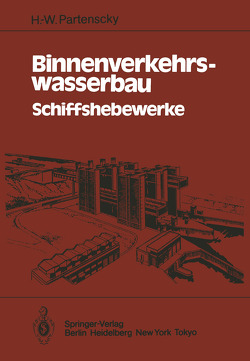 Binnenverkehrswasserbau von Partenscky,  H.W.