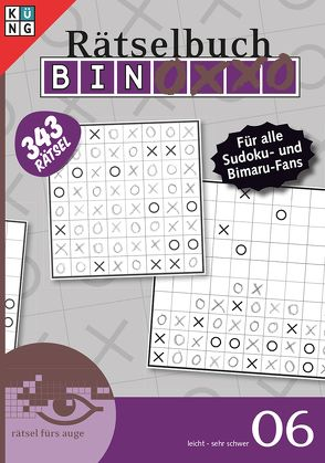 Binoxxo Rätselbuch 06
