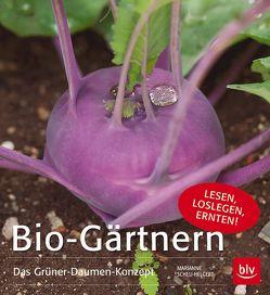 Bio-Gärtnern von Scheu-Helgert,  Marianne