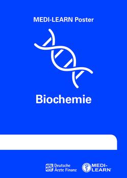 Biochemie von Bartel,  Bettina, Höxter,  Marcel, Hrabal,  Stefan, MEDI-LEARN Verlag GbR, Rappert,  Denis, Schmidt,  Karsten, van Gellecom,  Joachim