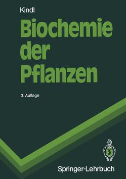 Biochemie der Pflanzen von Kindl,  Helmut