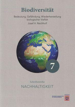 Biodiversität von Reichholf,  Josef H.