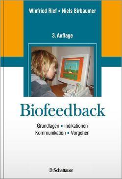 Biofeedback von Birbaumer,  Niels, Rief,  Winfried