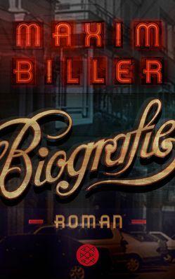 Biografie von Biller,  Maxim