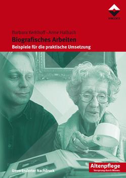 Biografisches Arbeiten von Halbach,  Anne, Kerkhoff,  Barbara