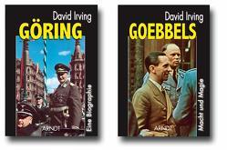 Biographie-Doppelpack: Goebbels und Göring von Irving,  David