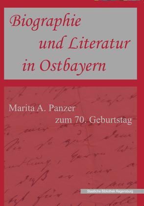 Biographie und Literatur in Ostbayern von Knoll,  Julia Kathrin, Lübbers ,  Bernhard, Stemmle,  Rolf