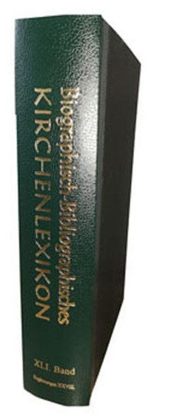 Biographisch-Bibliographisches Kirchenlexikon von Bautz,  Traugott