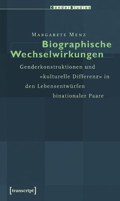 Biographische Wechselwirkungen von Menz,  Margarete