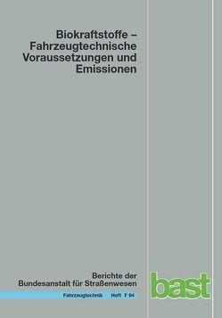 Biokraftstoffe von Eckhardt,  Stefan, Pellmann,  Erik, Schmidt,  Steffen, Wagner,  Stefan