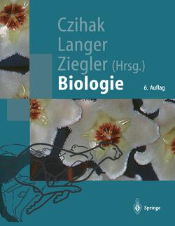 Biologie von Czihak,  G., Langer,  H., Ziegler,  H.