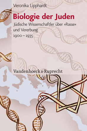 Biologie der Juden von Lipphardt,  Veronika