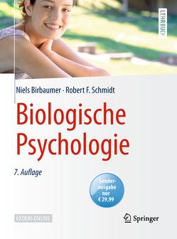 Biologische Psychologie von Birbaumer,  Niels, BITmap GmbH, Schmidt,  Robert F.