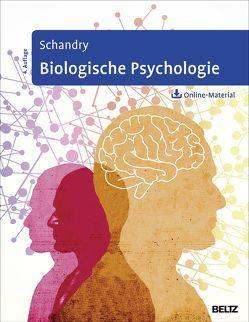 Biologische Psychologie von Schandry,  Rainer