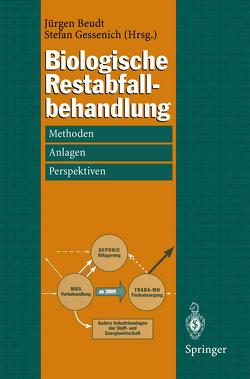 Biologische Restabfallbehandlung von Beudt,  Jürgen, Gessenich,  Stefan