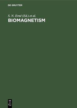 BIOMAGNETISM 3.INT.WORKSHOP(ERNE/HAHLBOHM/L)