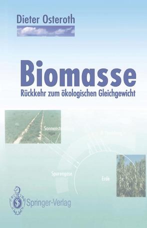 Biomasse von Osteroth,  Dieter