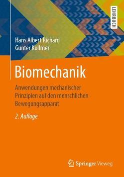 Biomechanik von Kullmer,  Gunter, Richard,  Hans Albert