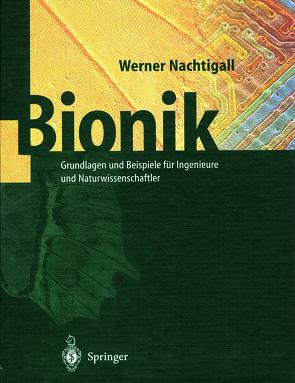 Bionik von Nachtigall,  Werner