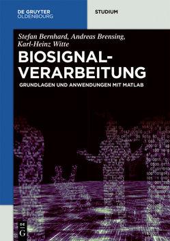 Biosignalverarbeitung von Bernhard,  Stefan, Brensing,  Andreas, Witte,  Karl Heinz