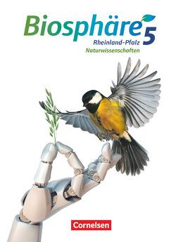 Biosphäre Sekundarstufe I – Gymnasium Rheinland-Pfalz – 5. Schuljahr von Hübner,  Silke, Merk,  Gabriele