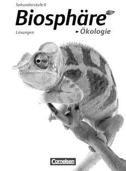 Biosphäre Sekundarstufe II – Themenbände / Ökologie von Brennecke,  Anke, Groß,  Jorge, Küster,  Hansjörg, Leibold,  Raimund, Leienbach,  Karl-Wilhelm, Linnert,  André, Post,  Martin