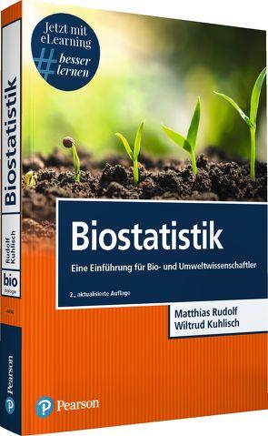 Biostatistik von Kuhlisch,  Wiltrud, Rudolf,  Matthias