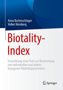 Biotality- Index von Bartenschlager,  Anna, Nürnberg,  Volker