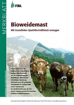 Bioweidemast von Böhler,  Daniel, Heller,  Stefan, Hertzberg,  Hubertus, Meili,  Eric, Steiner,  Franz