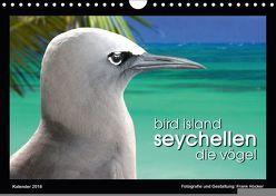 Bird Island Seychellen – die Vögel (Wandkalender 2018 DIN A4 quer) von Höcker,  Frank