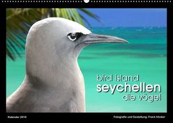 Bird Island Seychellen – die Vögel (Wandkalender 2019 DIN A2 quer) von Höcker,  Frank