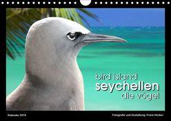 Bird Island Seychellen – die Vögel (Wandkalender 2019 DIN A4 quer) von Höcker,  Frank