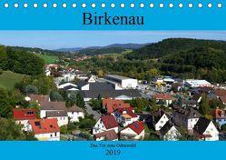 Birkenau. Das Tor zum Odenwald (Tischkalender 2019 DIN A5 quer) von Wesch,  Friedrich