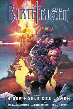 Birthright 5 von Williamson,  Joshua
