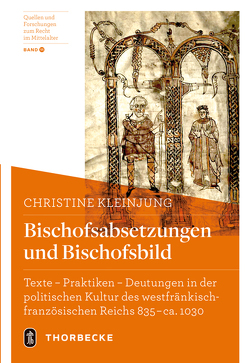 Bischofsabsetzungen und Bischofsbild von Kleinjung,  Christine